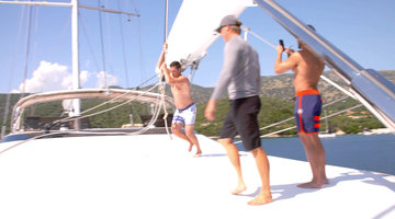 These Below Deck Sailing Yacht Charter Guests Are Swingers...