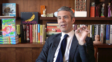 Andy Cohen Teases You'll See Chateau Shereé and Moore Manor on RHOA's Premiere