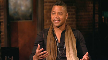 Cuba Gooding Jr. on Working with Beyoncé