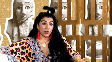 Shahs After Show: Asa Dishes on Ancient Sumerian Conspiracy Theories
