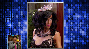Reza Dishes on Lilly Ghalichi's Dresses