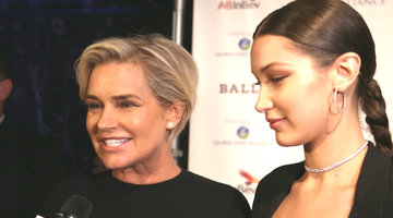 Yolanda Hadid Offers an Update on Life After Beverly Hills