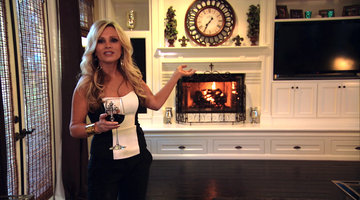 Tamra and Eddie's Crib