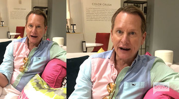 Carson Kressley on Why He Was at Karen Huger's RHOP O Charity Dinner