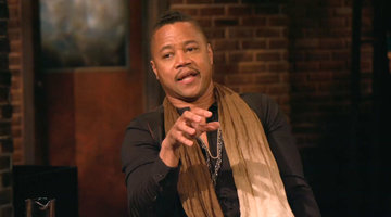 How Cuba Gooding Jr. Got into Hockey
