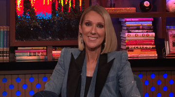 Celine Dion Gushes over Barbara Streisand
