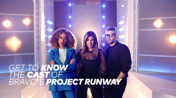 Get to Know the Cast of Bravo's Project Runway