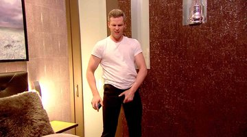 Ryan Serhant Finds Pants to Be a Challenge