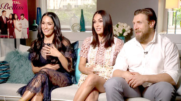 Nikki Bella Teases Her Wedding to John Cena