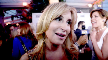 Sonja Morgan Is a Pretty Good Kisser