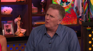 Michael Rapaport Has No Regrets About Kenya Moore
