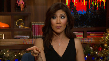 Julie Chen on Barbara Walters and The View