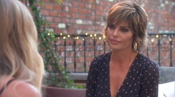 Was Lisa Rinna's Joke in Poor Taste?