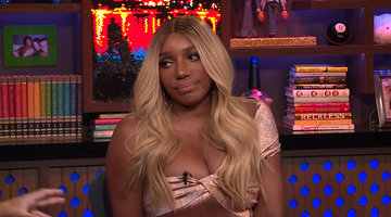 Nene Leakes Get Emotional About Husband Greg's Cancer