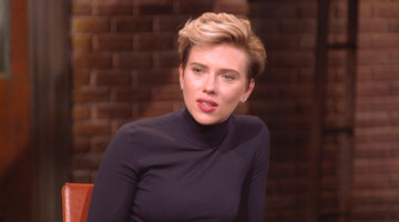 Scarlett Johansson Talks About Growing up on Welfare
