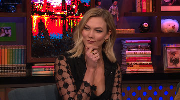 Karlie Kloss's Most Embarrassing Runway Moment
