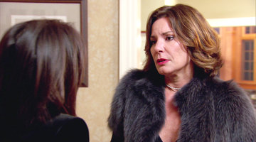 Bethenny Thinks Luann Is Making a Big Mistake