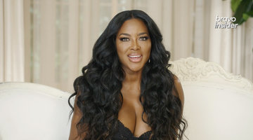 "Kenya Moore Calls Her Ex Marc Daly ""A Phenomenal Dad"""