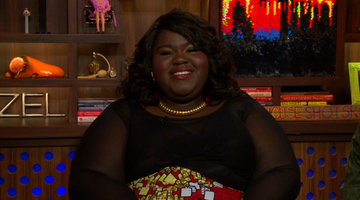 Gabourey's Real Housewives Tagline