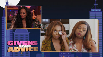 Robin Givens' Advice for the RHOP 'Wives