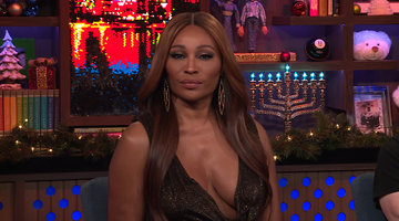 Does Cynthia Bailey Think Kandi Burruss is Being Shady?