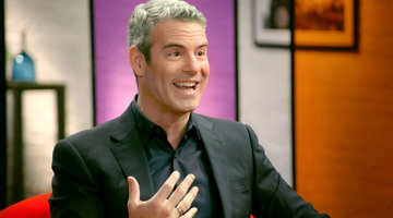 Andy Cohen's Embarrassing Blockbuster Confession