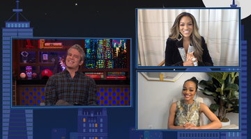 After Show: Rachel Lindsay on Andy Cohen's RHOP Reunion Hosting