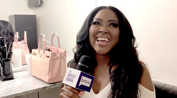 Kenya Moore Is in Business with Her Husband