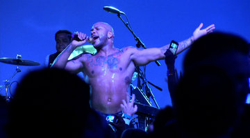 Flo Rida Performs at Lea's Gala