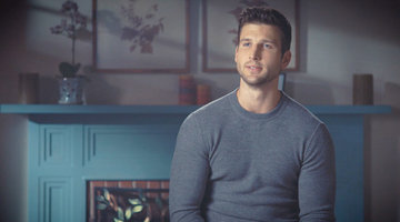Who Is He: Parker Young on Richard