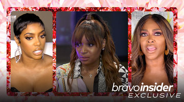 Why Did Marlo Hampton Act Messy and Get in the Middle of Porsha Williams and Kenya Moore's Drama?