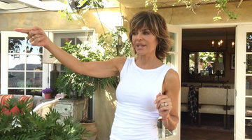 Lisa Rinna Shades the Other Wives' BBQs