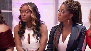 Mariah Huq and Jacqueline Walters Had the Ultimate Shade Battle