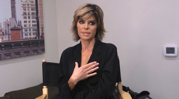 Lisa Rinna and Vanderpump Reconnect Over a Devastating Loss