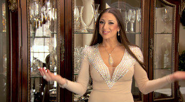 Tour Amber Marchese's Home