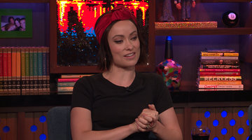 Olivia Wilde on Jennifer Lawrence Vomiting at her Play