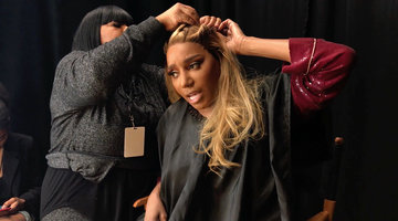 Nene Leakes Wishes She Could Change Her Season 1 Hair