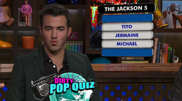 Dirty Pop Quiz