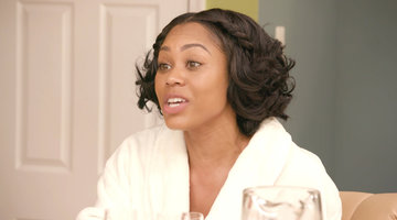 "Monique Samuels Wants Everyone to ""Stay Out of People's Marriages"""
