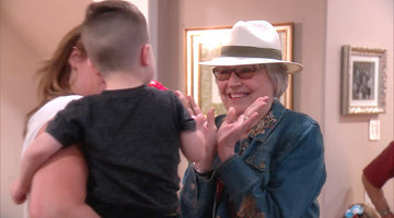Emily Simpson's Mom Sees Her Grandkids for the First Time in a While
