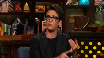 Maddow on 'The View'