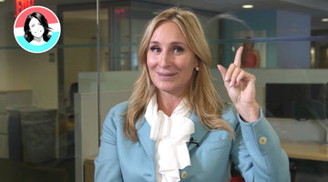 Sonja Morgan Wants to Vote for Bethenny Frankel