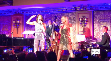 You Have to See Luann de Lesseps and Sonja Morgan's Cabaret Duet