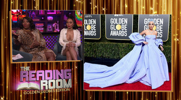 Bevy Smith & Shamari DeVoe Rate Golden Globes Fashion