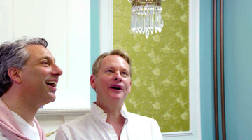 Carson Kressley is Designing for a Ghost!