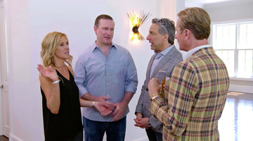 Carson Kressley and Thom Filicia's Client Has PTDD