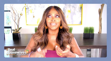 Did Kenya Moore Inadvertently Admit She Leaked the Story to B. Scott?