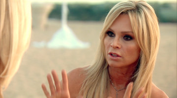 Vicki Asks For Tamra's Forgiveness