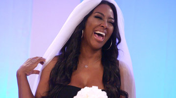 Watch Kenya Moore Get Married!