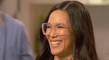 Comedian Ali Wong Surprises the Chefs